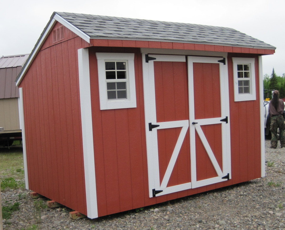 Saltbox sheds ed 39 s sheds for Saltbox barn